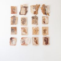 Hand made paper series gallery