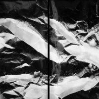 04-30-20. Unique Photogram. 56 x 192 in.